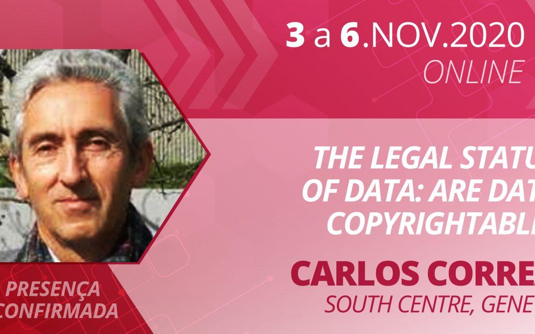 Carlos Correa – South Centre, Geneva