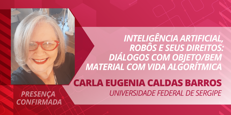 Carla Eugenia Caldas Barros
