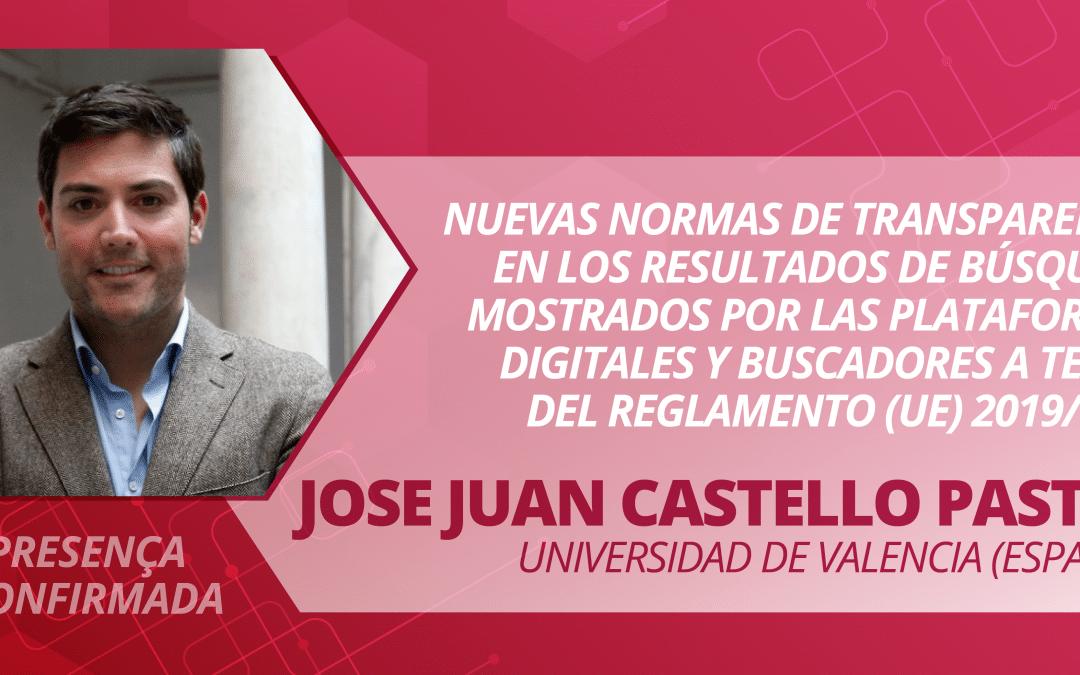 Jose Juan Castello Pastor